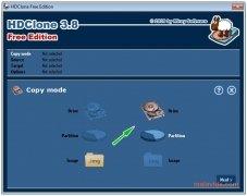 HDClone  4.2.2 Free Edition imagen 1