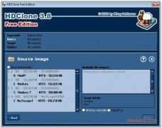 HDClone  4.2.2 Free Edition imagen 2