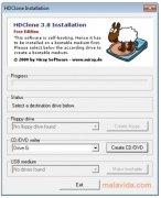 HDClone  4.2.2 Free Edition imagen 3
