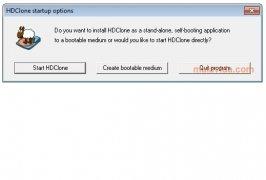 HDClone  4.2.2 Free Edition imagen 4