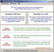 HDD Regenerator imagen 1 Thumbnail