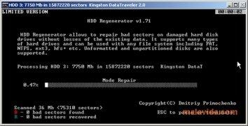 HDD Regenerator imagen 3 Thumbnail