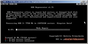 HDD Regenerator image 3 Thumbnail