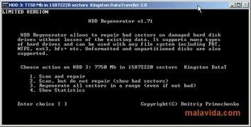 HDD Regenerator imagen 5 Thumbnail