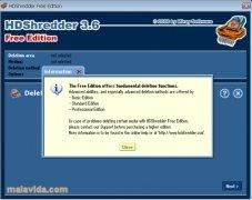 HDShredder image 1 Thumbnail