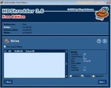 HDShredder imagen 2 Thumbnail