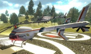Helicopter Rescue Flight Simulator imagen 1 Thumbnail
