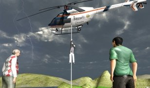 Helicopter Rescue Flight Simulator immagine 3 Thumbnail