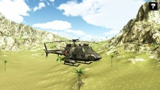 Helicopter Simulator 3D imagen 4 Thumbnail