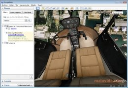 Helicóptero Google Earth imagen 1 Thumbnail
