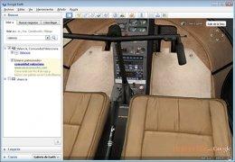 Helicóptero Google Earth imagen 2 Thumbnail