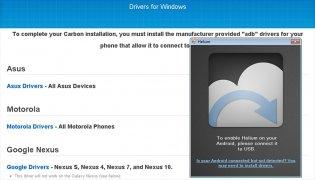 Helium Desktop imagen 2 Thumbnail