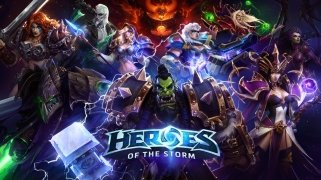 Heroes of the Storm imagen 1 Thumbnail