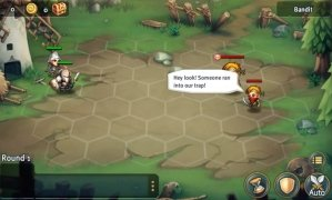 Heroes Tactics: War & Strategy bild 3 Thumbnail