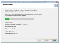 Malicious Software Removal Tool immagine 1 Thumbnail