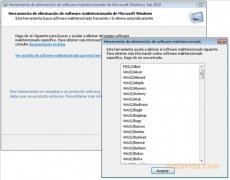 Malicious Software Removal Tool immagine 2 Thumbnail