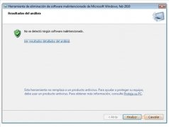 Malicious Software Removal Tool immagine 3 Thumbnail