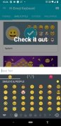 Hi Emoji Keyboard immagine 4 Thumbnail
