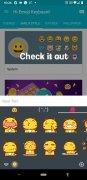 Hi Emoji Keyboard imagem 6 Thumbnail