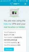 hide.me VPN imagen 6 Thumbnail