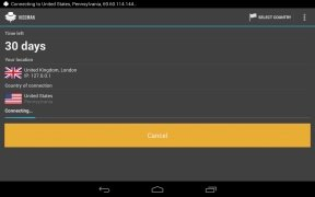 Hideman VPN image 2 Thumbnail