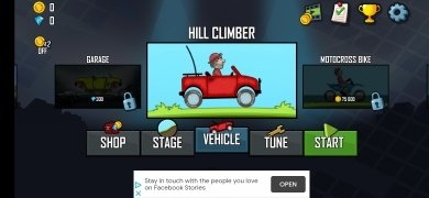 Hill Climb Racing bild 2 Thumbnail