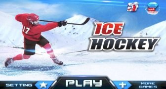 Ice Hockey 3D image 6 Thumbnail