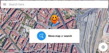 Hola Fake GPS imagen 1 Thumbnail