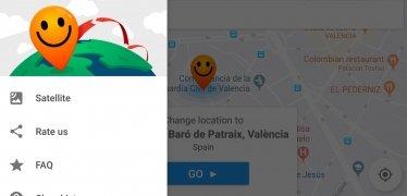Hola Fake GPS imagen 4 Thumbnail