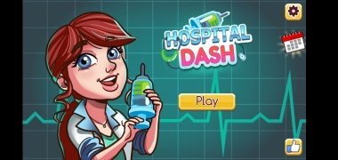 Hospital Dash imagen 2 Thumbnail