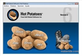 Hot Potatoes bild 1 Thumbnail
