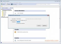 Hotmail for Thunderbird imagem 3 Thumbnail