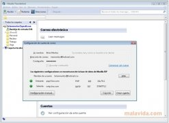 Hotmail for Thunderbird imagem 4 Thumbnail
