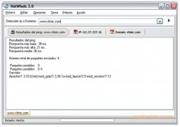 HotWhois imagen 1 Thumbnail