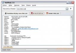 HotWhois imagen 2 Thumbnail