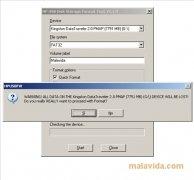 HP USB Disk Storage Format Tool image 2 Thumbnail