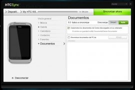 HTC Sync bild 6 Thumbnail