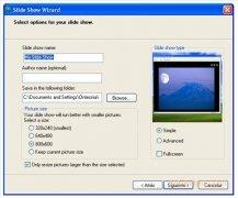 HTML Slide Show Wizard imagen 4 Thumbnail