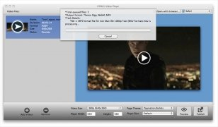 HTML5 Video Player immagine 2 Thumbnail