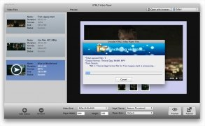 HTML5 Video Player immagine 3 Thumbnail