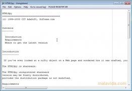 HTMLSpy imagem 1 Thumbnail