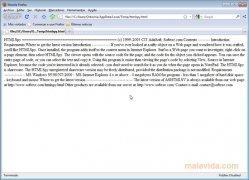 HTMLSpy imagen 2 Thumbnail