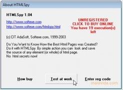HTMLSpy imagem 3 Thumbnail