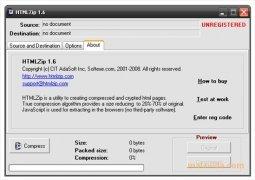 HTMLZip Изображение 1 Thumbnail