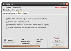 HTMLZip imagen 3 Thumbnail