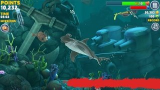 Hungry Shark Evolution bild 2 Thumbnail
