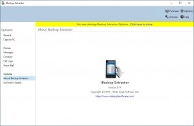 iBackup Extractor imagen 3 Thumbnail