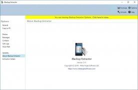 iBackup Extractor bild 3 Thumbnail