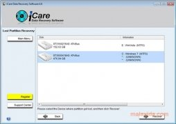 iCare Data Recovery imagen 5 Thumbnail