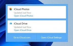 iCloud  Panel de control 4.0.3.56 Español imagen 3
